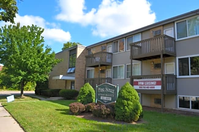 Pine Street Apartments - Lansing, Michigan 48933