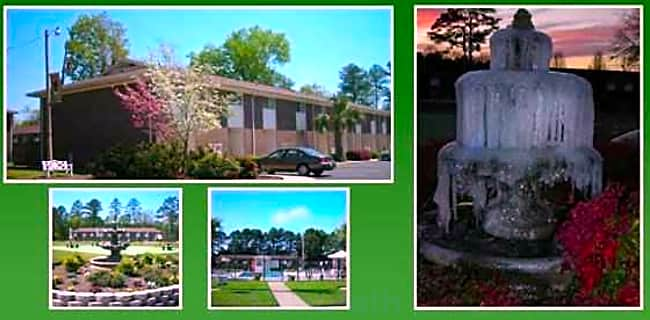 Plaza Terrace Apartments - Laurinburg, North Carolina