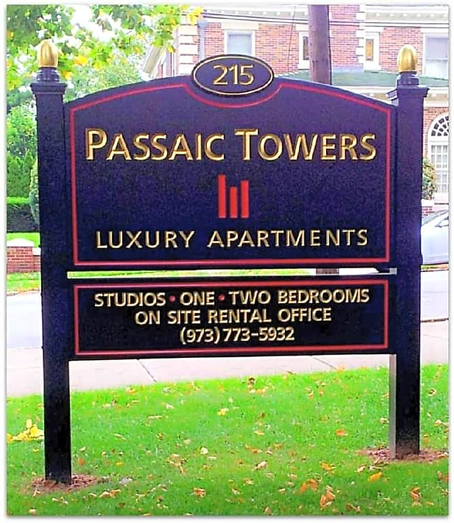 Passaic Towers - Passaic, New Jersey 07055
