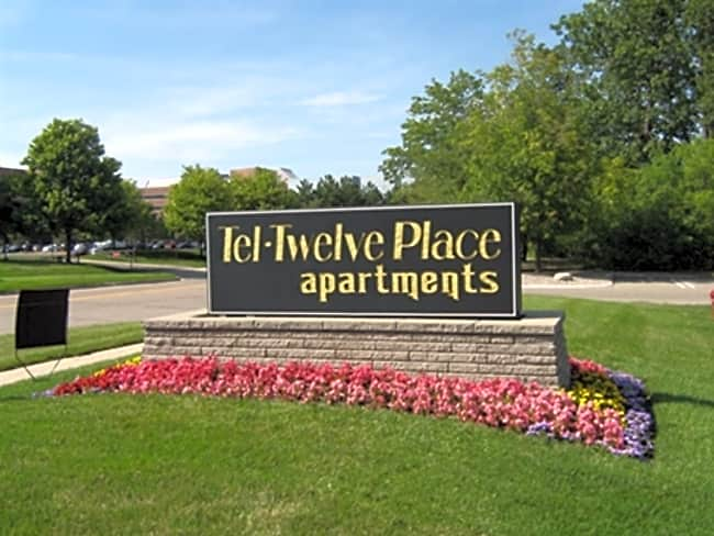 Tel Twelve Place Apartments - Southfield, Michigan 48034