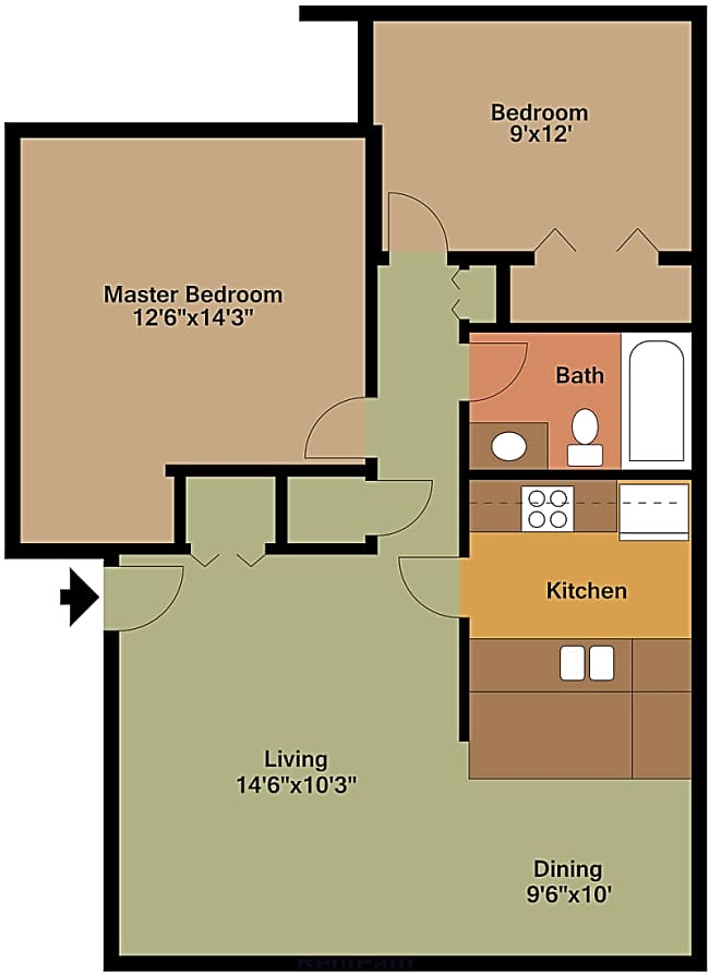 WestRidge Apartments - South Owens | Lakewood, CO Apartments for ...