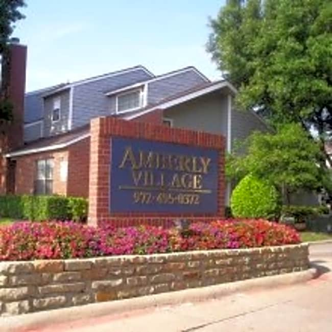 Amberly Village Townhomes - Garland, Texas 75040