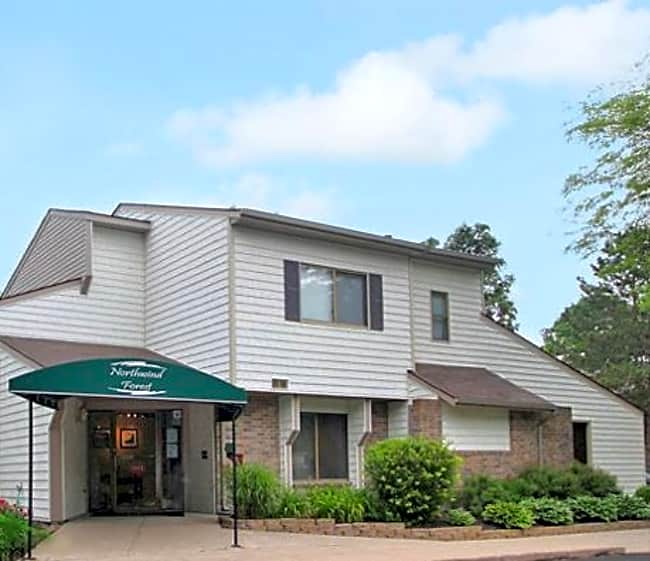 Northwind Forest Apartments - Midland, Michigan 48640