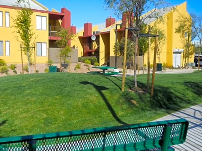 Aspen Meadows Apartments - Las Vegas, Nevada 89169