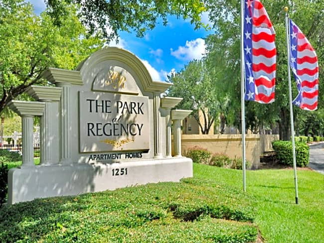 Park at Regency - Jacksonville, Florida 32246