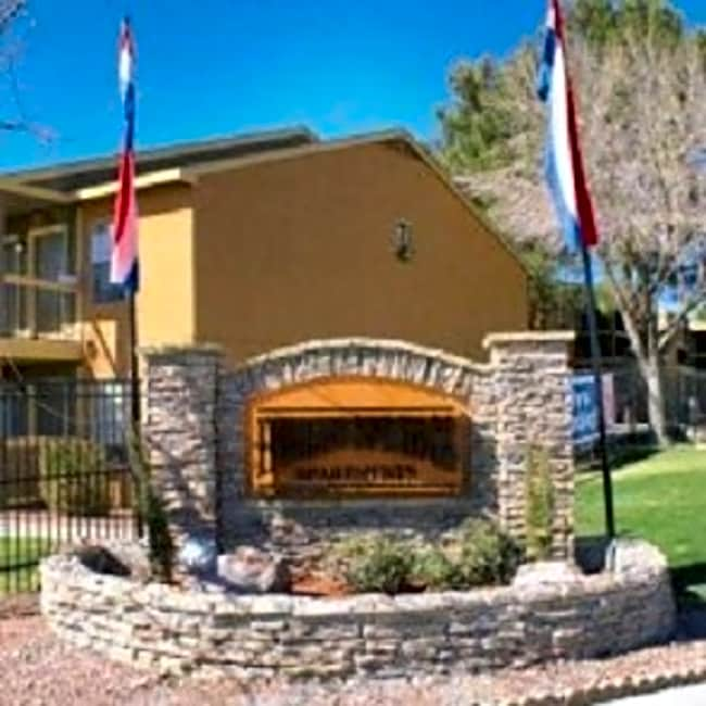 Indian Springs - El Paso, Texas 79912