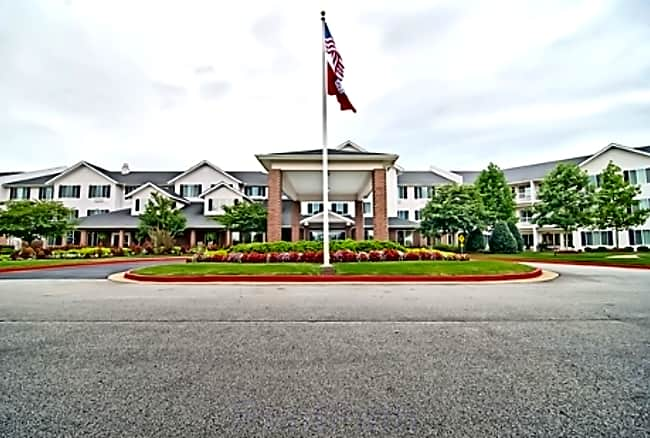 Butterfield Place Independent Retirement Living - Fort Smith, Arkansas 72903