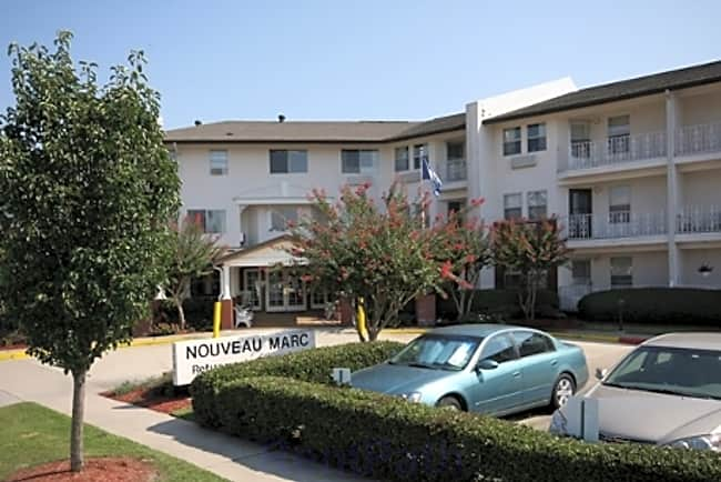 Nouveau Marc Independent Retirement Living - Kenner, Louisiana 70065