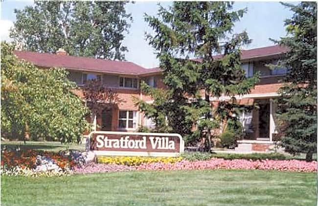 Stratford Villa - Oak Park, Michigan 48237