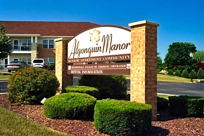 Algonquin Manor Senior Apartments - Brown Deer, Wisconsin 53223