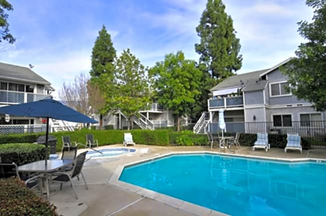 Pacific Villas Senior Apartments - Pomona, California 91767
