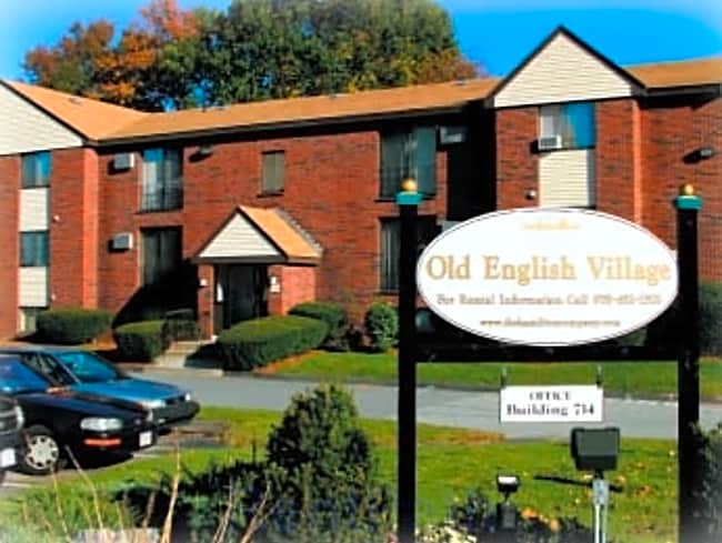 Old English Village - Lowell, Massachusetts 01851