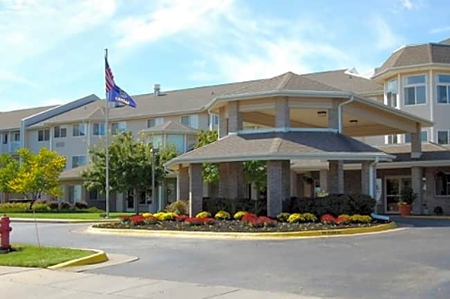 Thornton Place Independent Retirement Living - Topeka, Kansas 66614