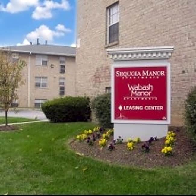 Sequoia Manor Apartments - Baltimore, Maryland 21215