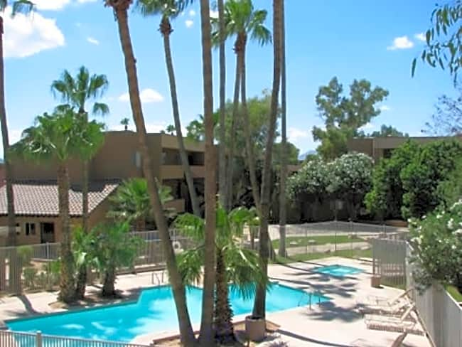 Oracle Palms Apartments - Tucson, Arizona 85705