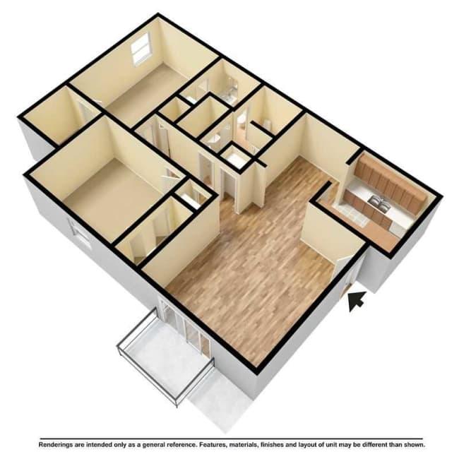 Fieldcrest Apartments - Trillium Circle | Dothan, AL Apartments for ...