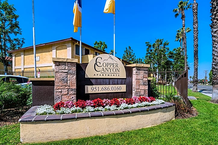 Copper Canyon Apartments - Riverside, CA 92507