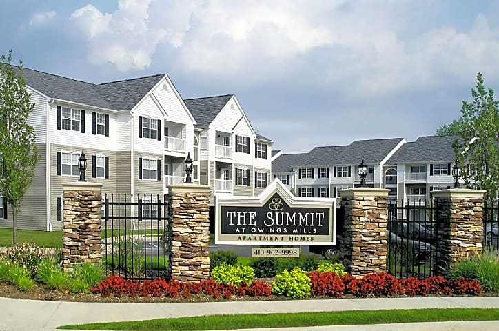 Summit At Owings Mills  Painters Mill Apartments Owings Mills