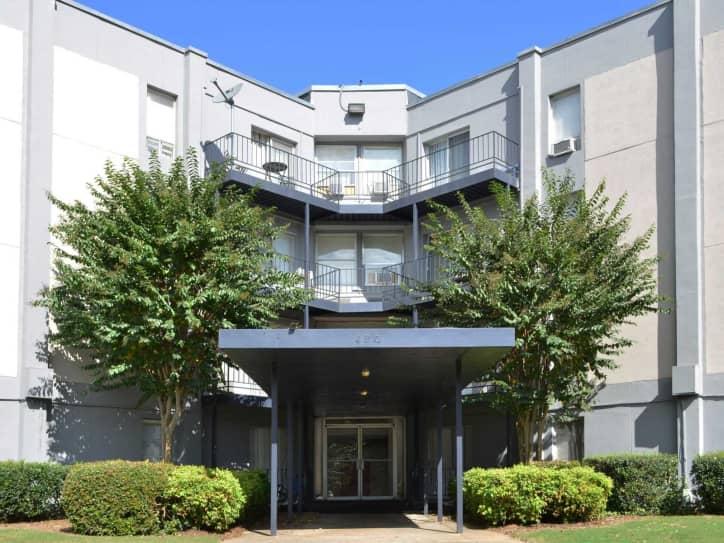University Garden Apartments