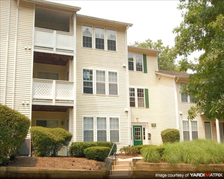 the hamilton at kings place apartments - columbia, md 21046