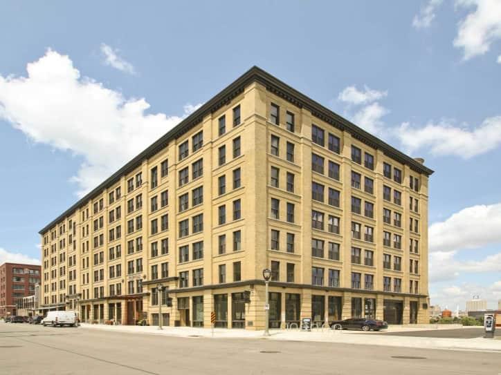 Brix Apartment Lofts Brix Apartment Lofts Apartments Milwaukee WI 53204 One  Bedroom. One Bedroom Apartments