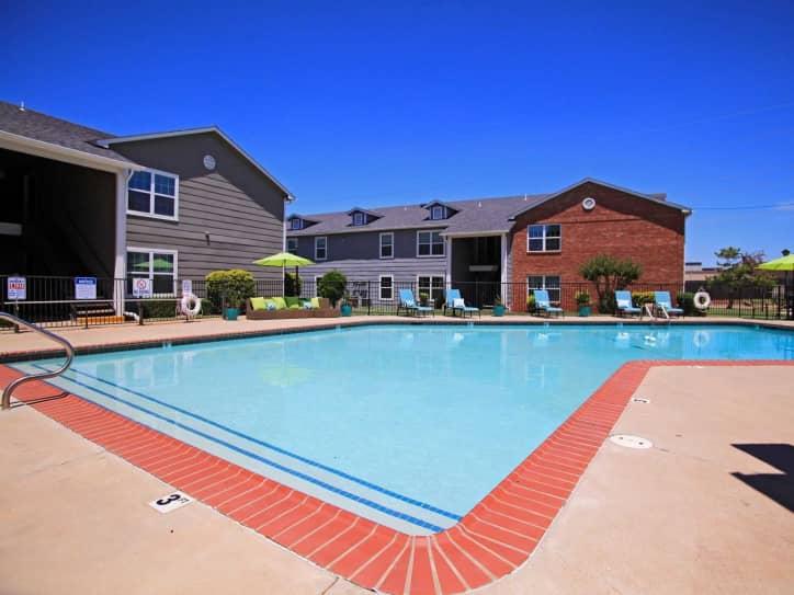 Bennett Ridge Apartments Oklahoma City OK 73132