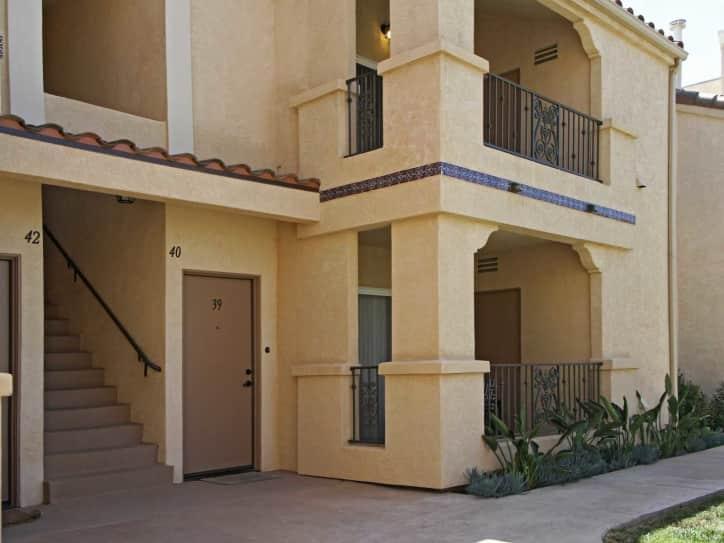 loma village apartments - san diego, ca 92110