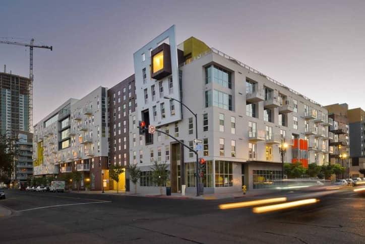 form 15 apartments - san diego, ca 92101