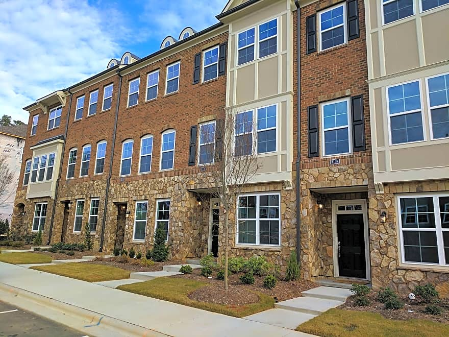 Inside the beltline brand new 3 bedroom townhome - 3 bedroom apartments for rent in raleigh nc ...