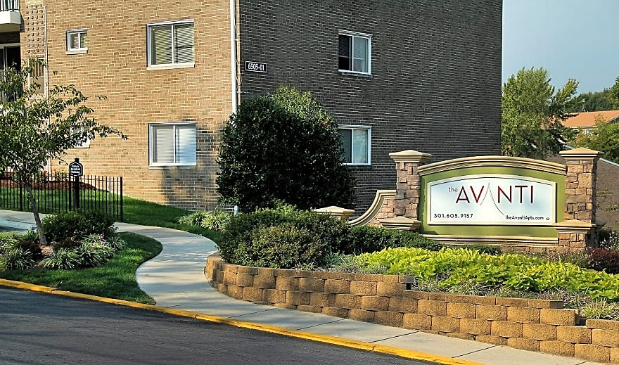 The Avanti Apartments District Heights Md 20747