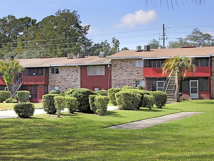 Virginian Arms/Arbor Oaks Apartments - Jacksonville, FL 32210 - By clicking 'send', I represent that the number provided is my mobile phone number and expressly consent to receive an automated text message from Apartment Guide at the number provided