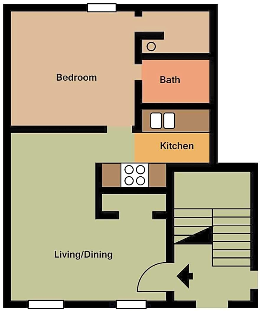 Apartment Cheaper Price At Dunwoody Crossing Apartments: Sherwood Arms
