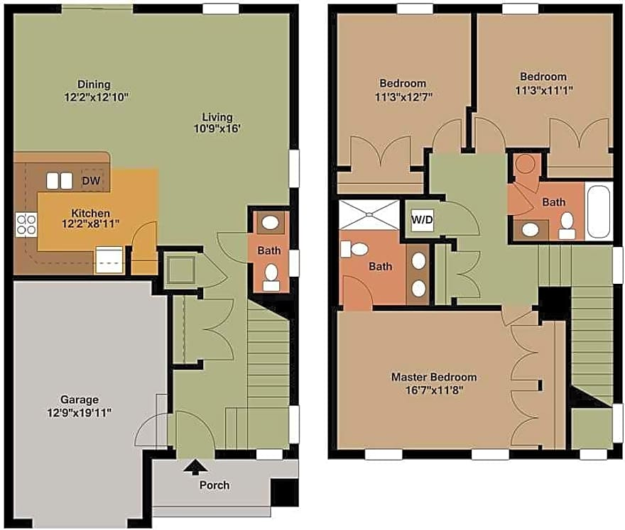Reserve At Coral Springs Apartments And Townhomes