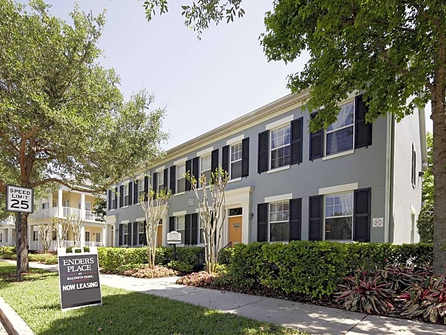 Enders Place At Baldwin Park Apartments Orlando Fl 32814 Apartments For Rent
