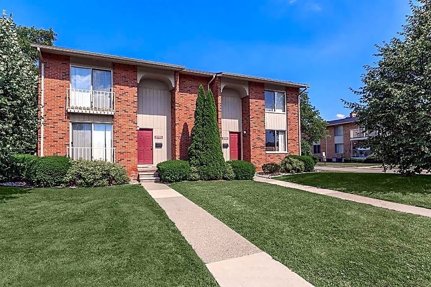 Somerset Park Apartments Troy Mi 48084 Apartments For Rent