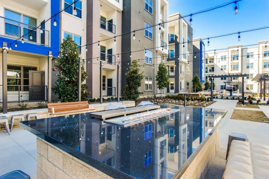 Maple District Lofts Apartments Dallas TX 75235 Apartments For Rent