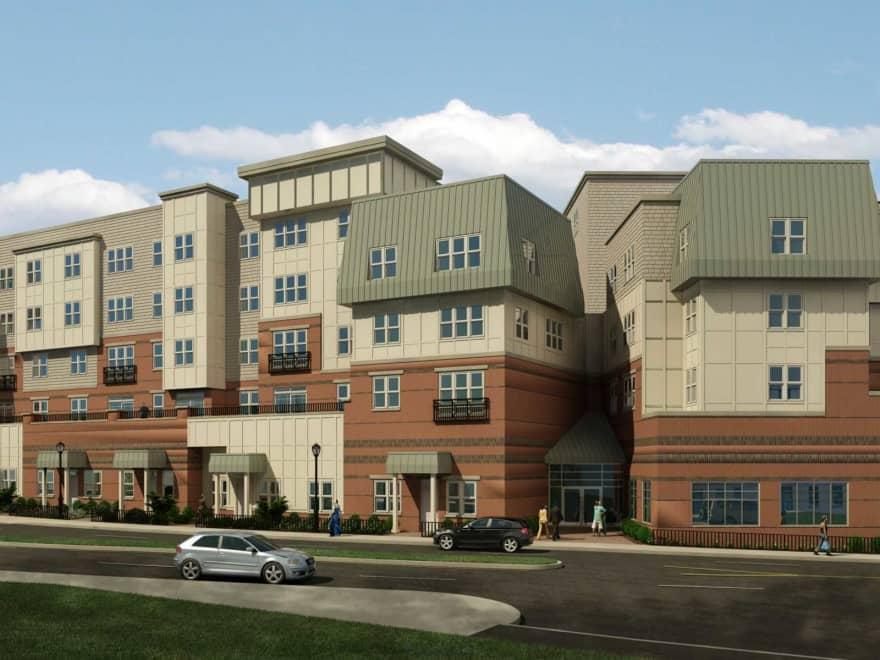 Residences At Malden Station Apartment Building Apartments Malden Ma 02148 Apartments For Rent