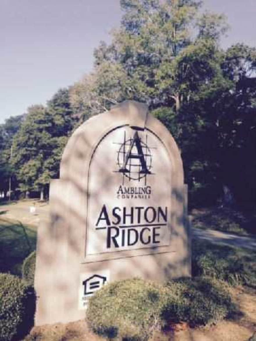 Ashton Ridge Apartments Rome Georgia