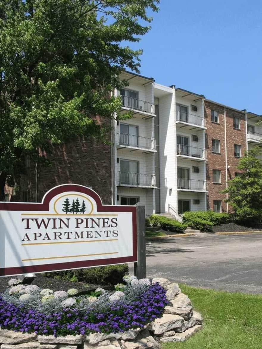 Twin Pines Apartments Cincinnati Oh 45236 Apartments