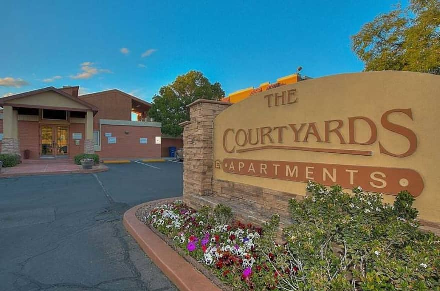 The Courtyard Apartment Homes Apartments Albuquerque Nm