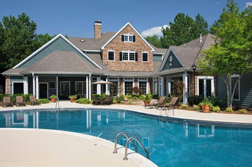 bexley at springs farm luxury apartments charlotte nc 28226
