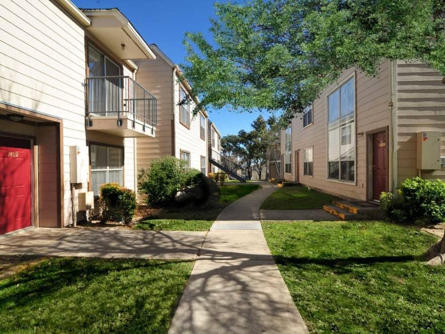 Woodhill I Apartments San Antonio Tx