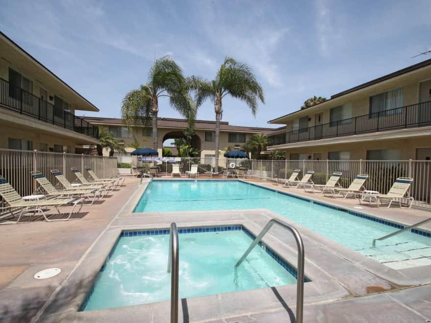 Balboa Apartments Anaheim Ca