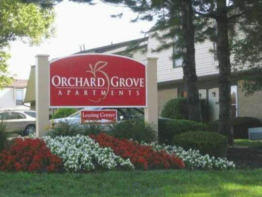 Orchard Grove Apartments Groveport Ohio