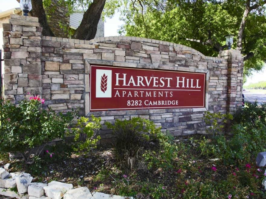 Harvest Hill Apartments Houston