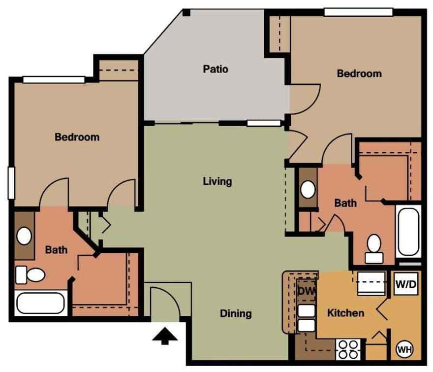 Liberty Lake Apartments: Liberty Lake