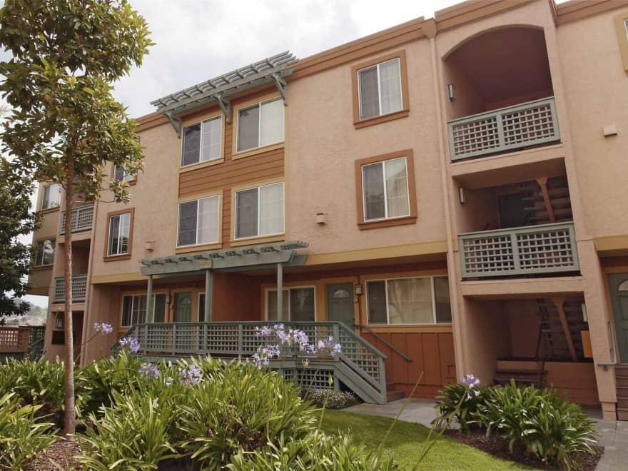 Peninsula Pines Apartments South San Francisco