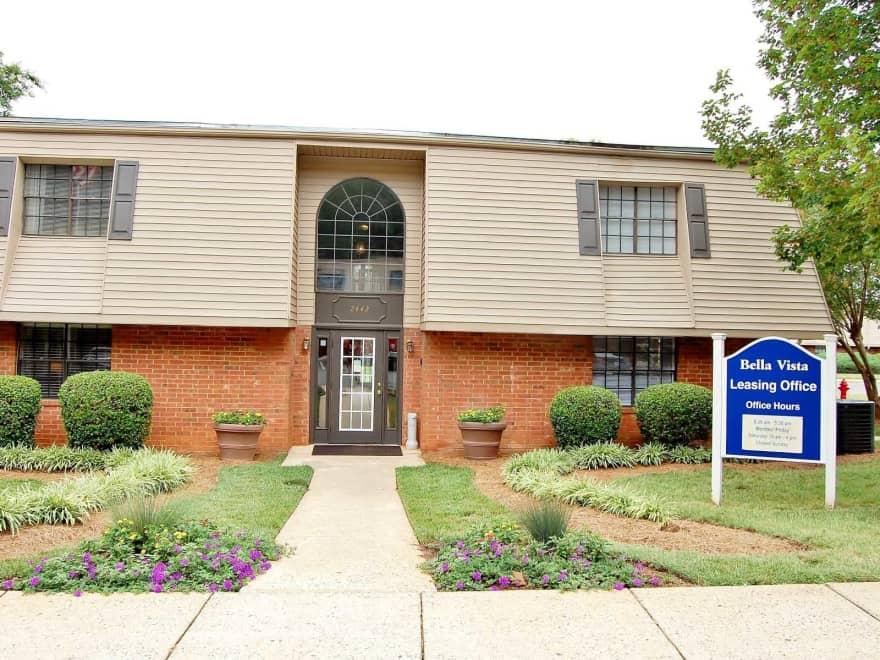 Bella vista townhomes apartments gastonia nc 28056 - 1 bedroom apartments for rent in gastonia nc ...