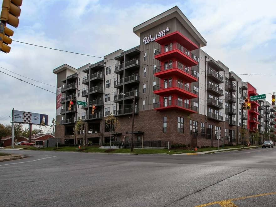 West Th Apartments Nashville