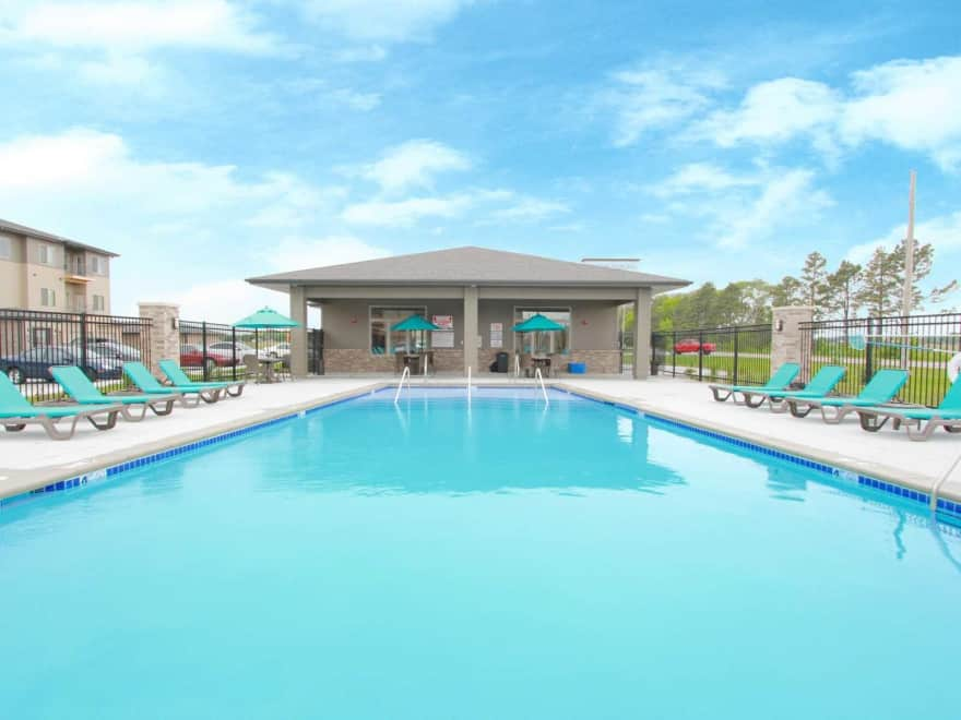The Sterling Apartments - Grand Island, NE 68803 ...